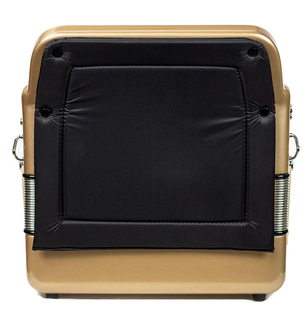 Hohner Anacleto Rey Aguila III 5 Switch EAD Gold Chrome
