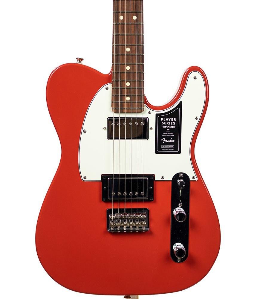 Fender B-Stock Fender Player Telecaster HH, Pau Ferro Fingerboard -Sonic Red