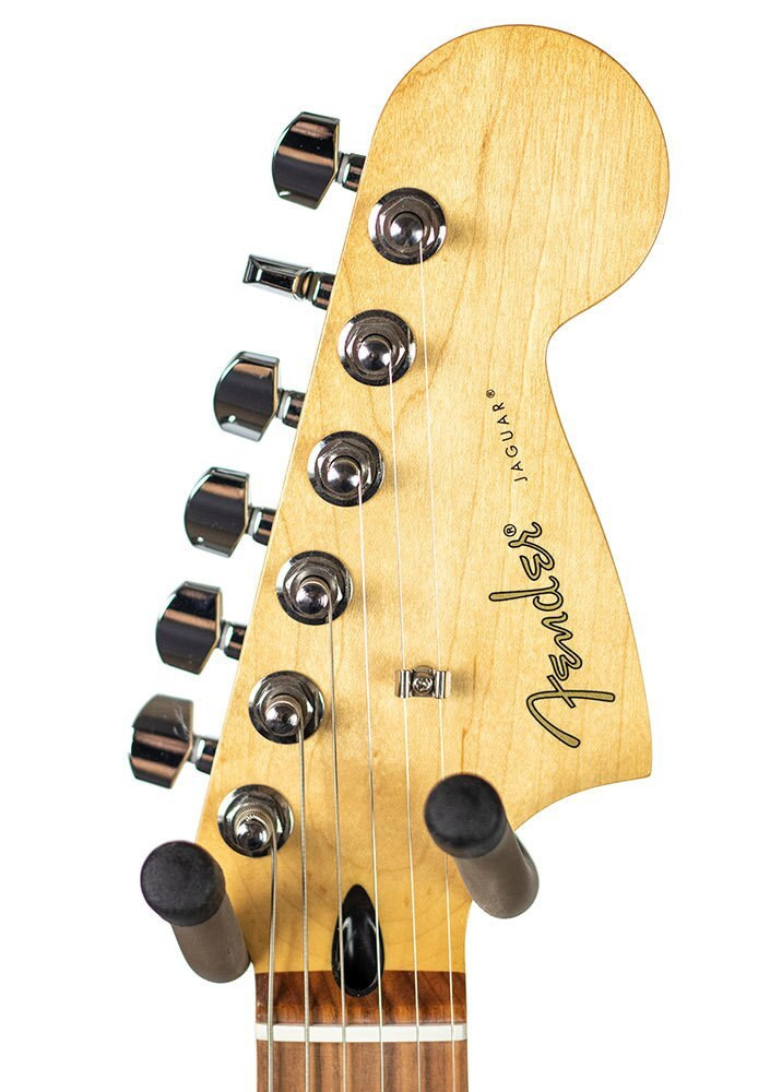 Fender B-Stock Player Jaguar, Pau Ferro Fingerboard - Sonic Red