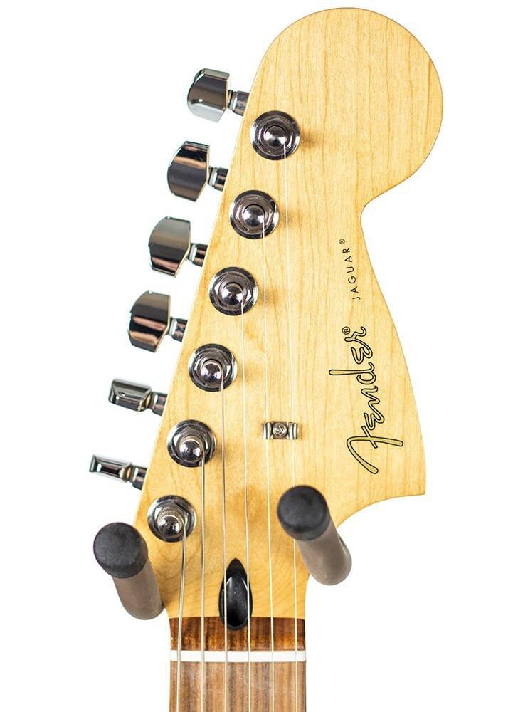 Fender B-Stock Player Jaguar, Pau Ferro Fingerboard - Black