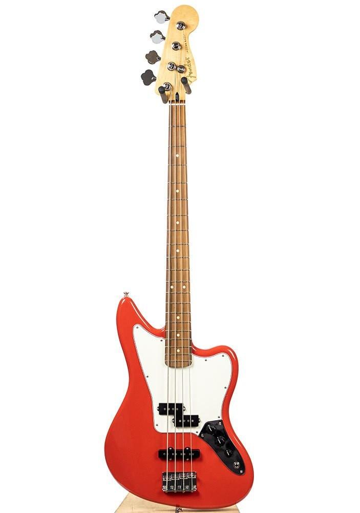 Fender B-Stock Player Jaguar Bass, Pau Ferro Fingerboard - Sonic Red