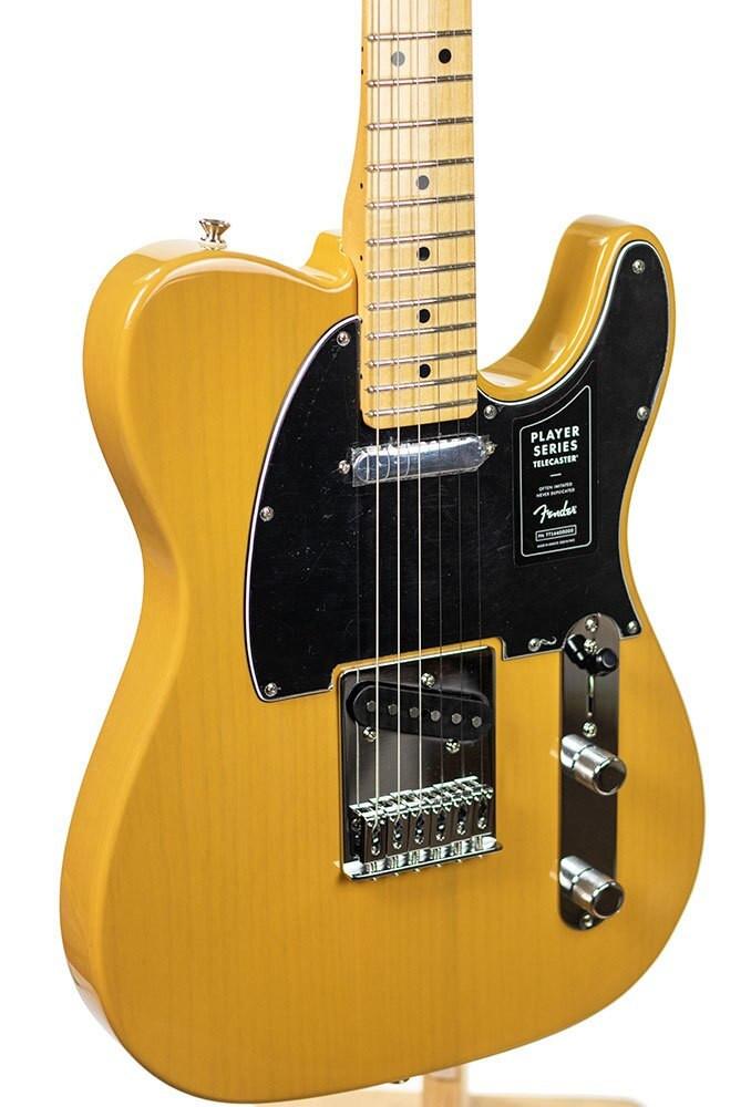 Fender B-Stock Player Telecaster, Maple Fingerboard - Butterscotch Blonde