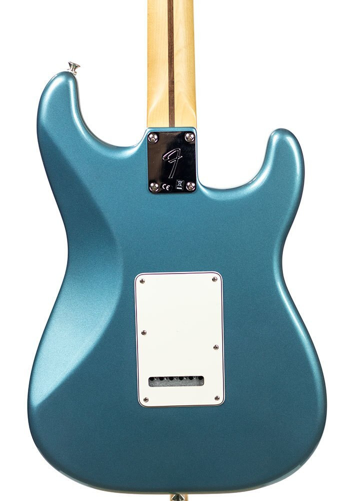 Fender B-Stock Player Stratocaster Left-Handed, Maple Fingerboard - Tidepool