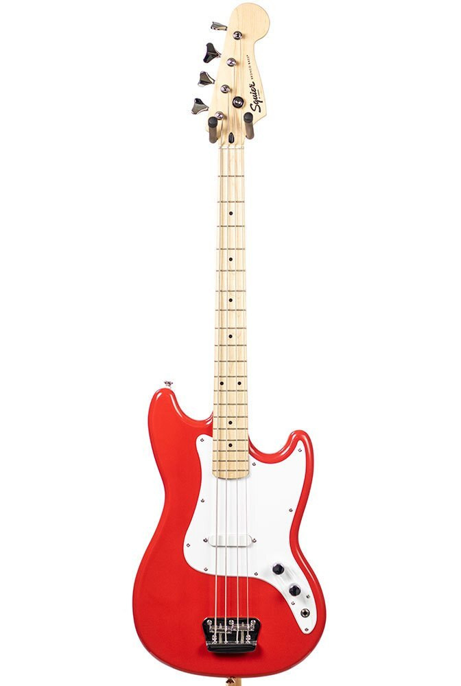 B-Stock Bronco Bass, Maple Fingerboard - Torino Red