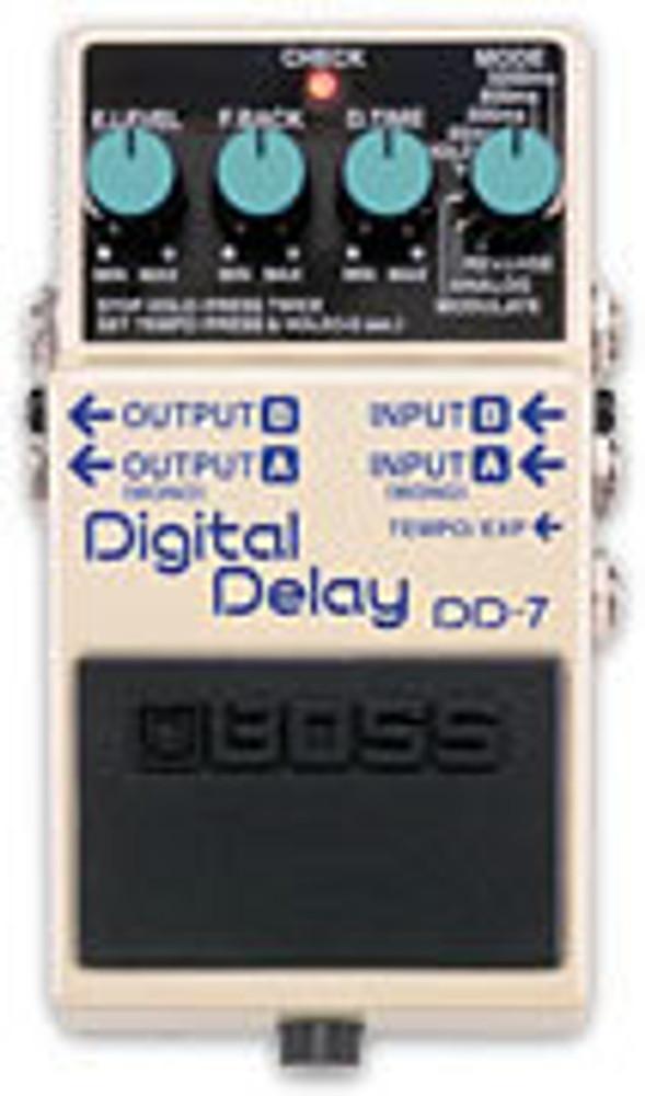 Boss BOSS DD7 Digital Delay Pedal