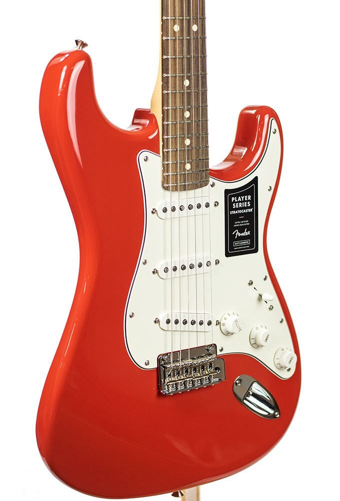 Fender B-stock Fender Player Stratocaster, Pau Ferro Fingerboard - Sonic Red
