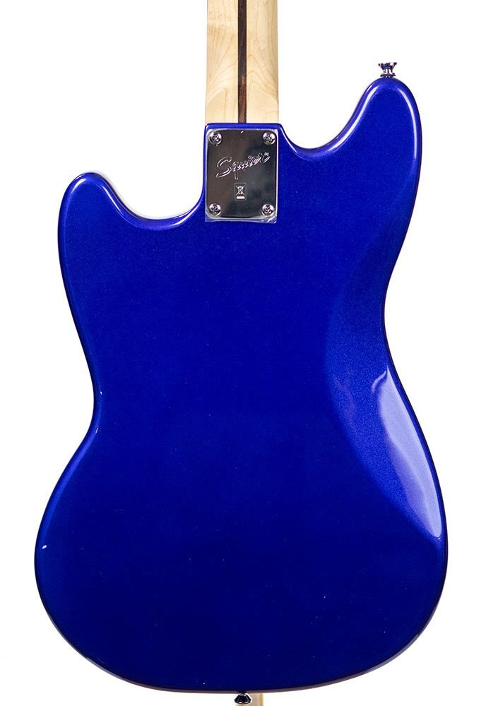 B-Stock Squier Bullet Mustang HH, Rosewood Fingerboard - Imperial Blue 4041
