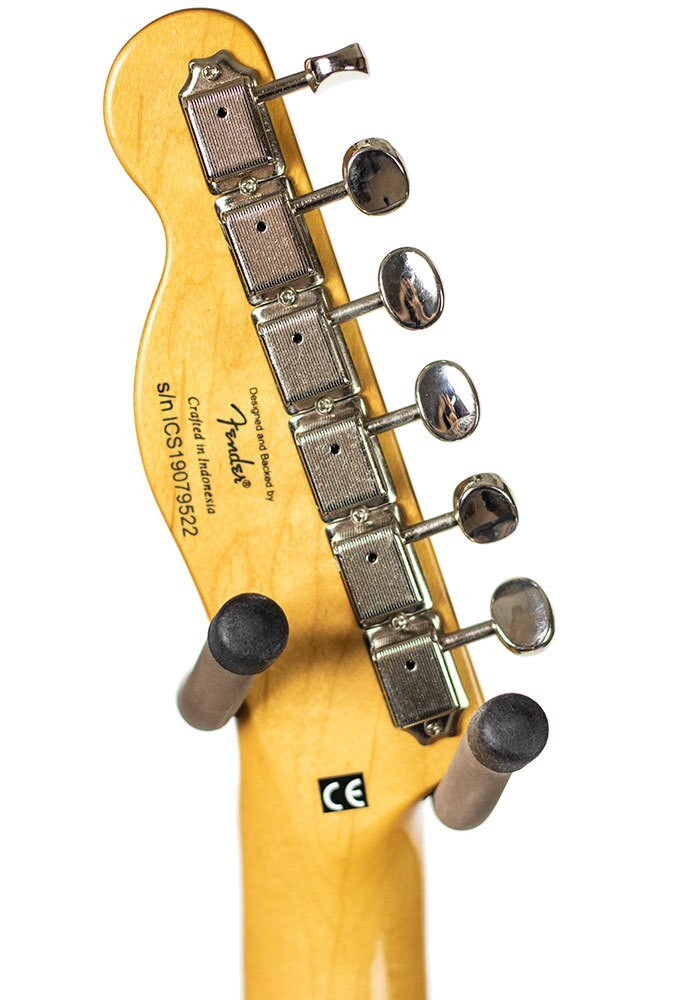 Fender B-Stock Squier Classic Vibe 70s Telecaster Thinline, Maple Fingerboard - 3-Color Sunburst