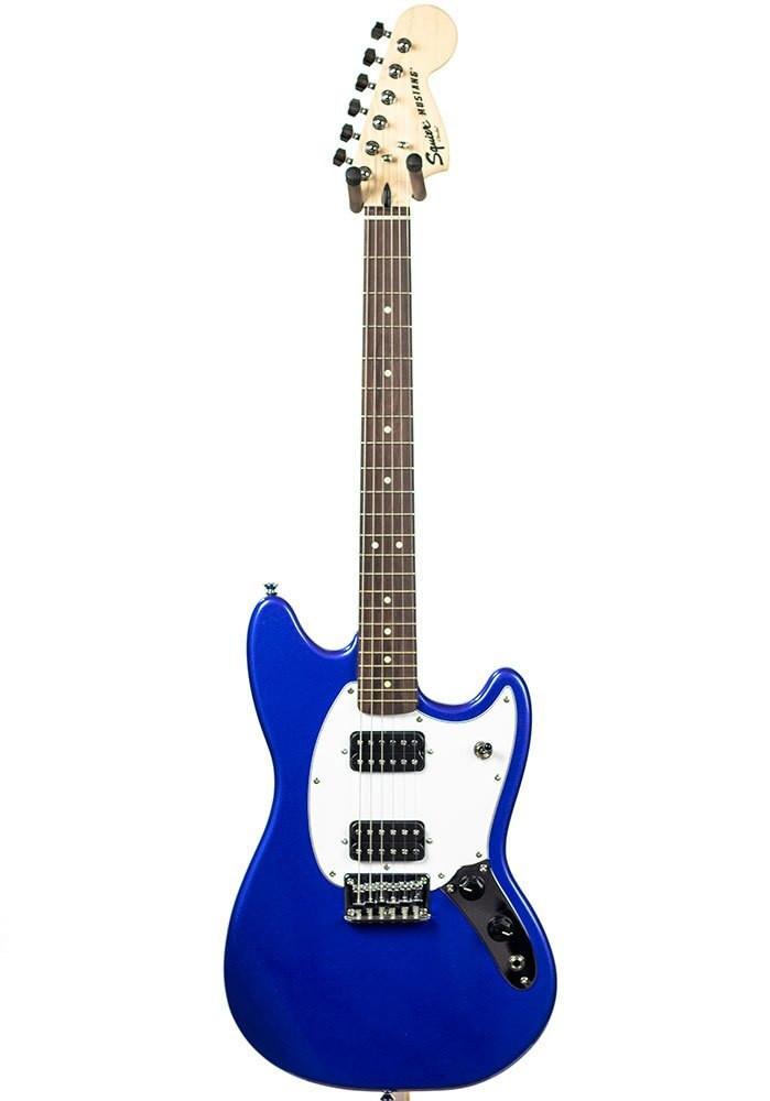B-Stock Squier Bullet Mustang HH, Rosewood Fingerboard, Imperial Blue