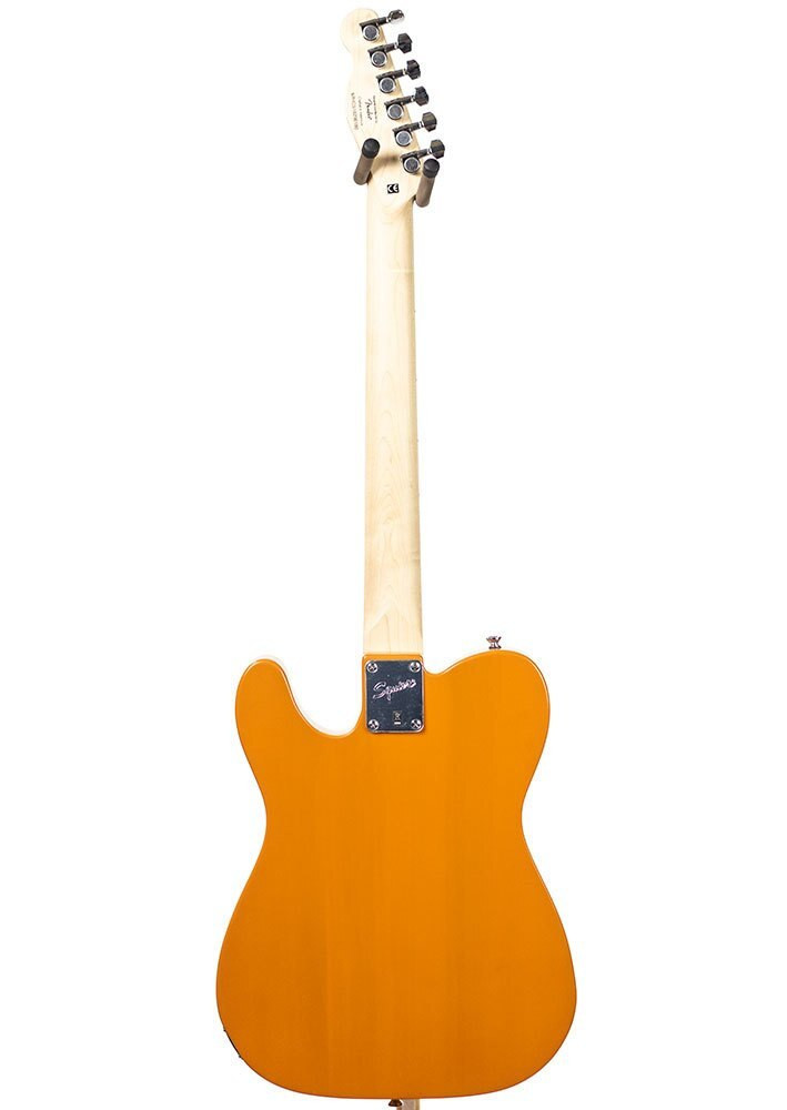 B-Stock Squier Affinity Series Telecaster, Maple Fingerboard, Butterscotch Blonde