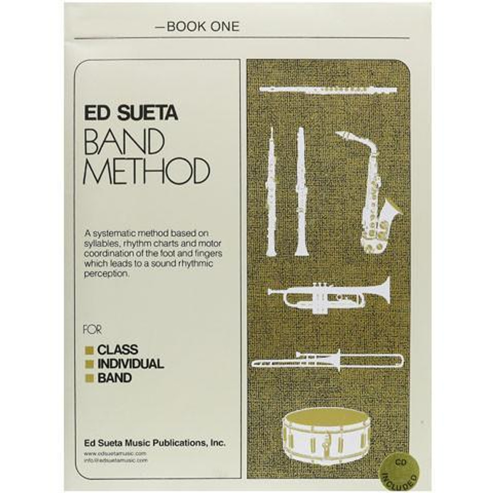 Ed Sueta Ed Sueta Band Method 1 Trumpet