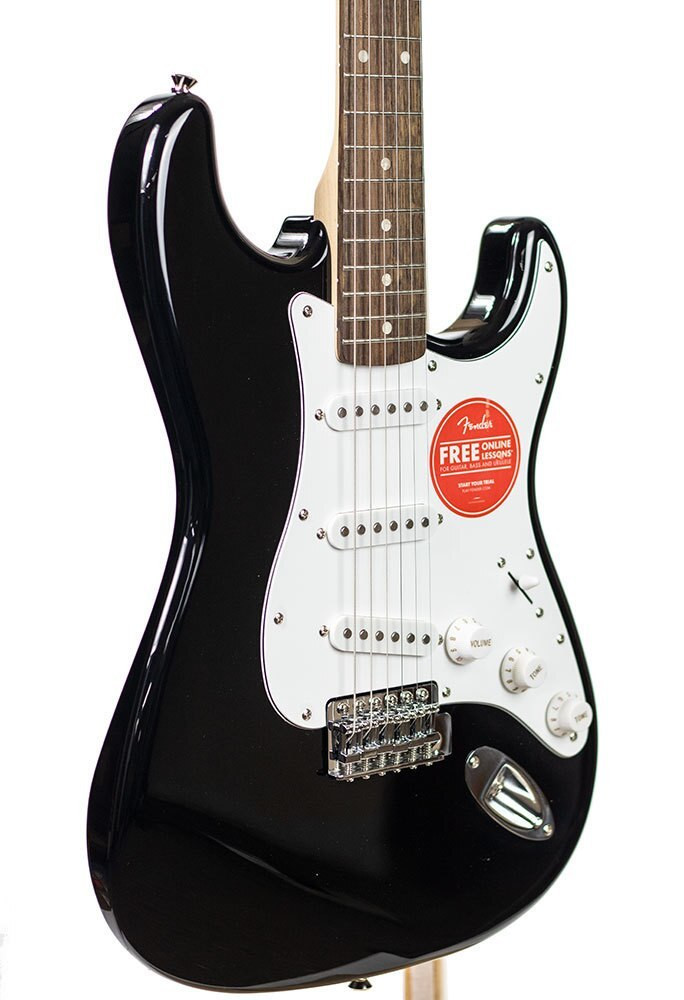 B-Stock Squier Affinity Series Stratocaster - Black