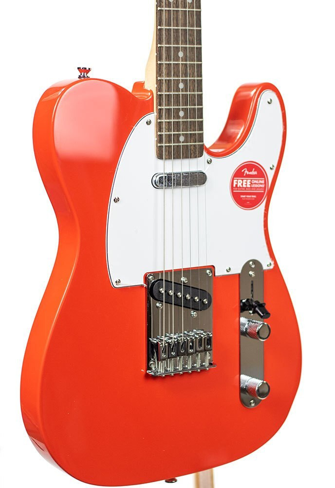 B-Stock Squier Affinity Series Telecaster - Race Red