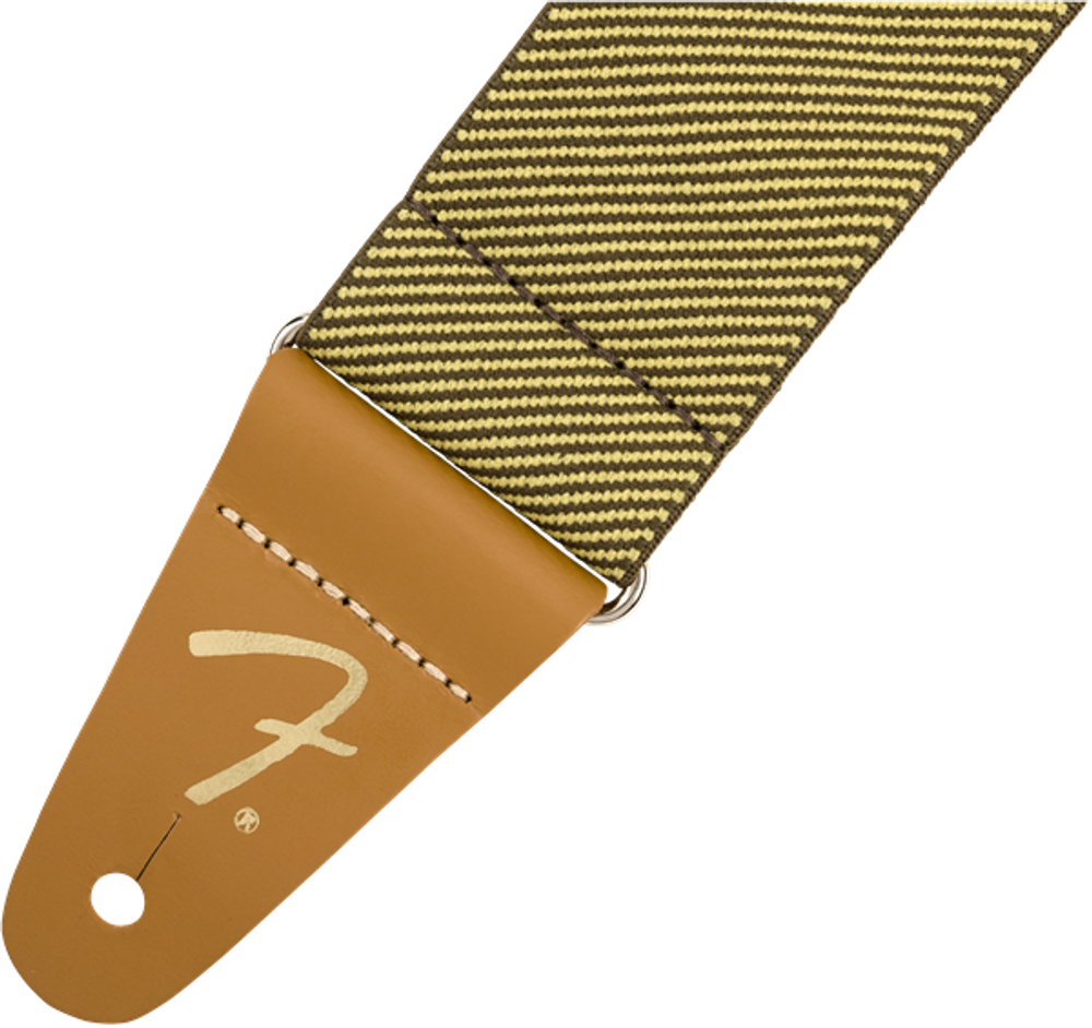 Fender Fender WeighLess Guitar Strap - Tweed