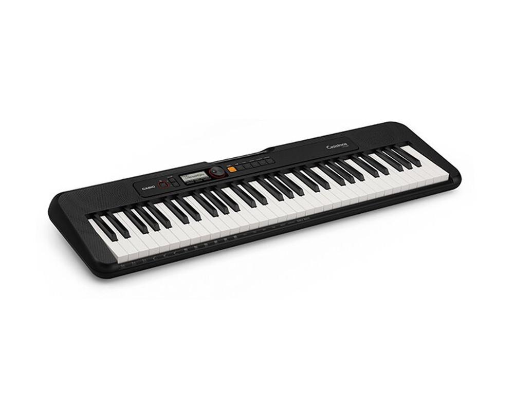 Casio Casio Casiotone CT-S200 Portable Keyboard Black