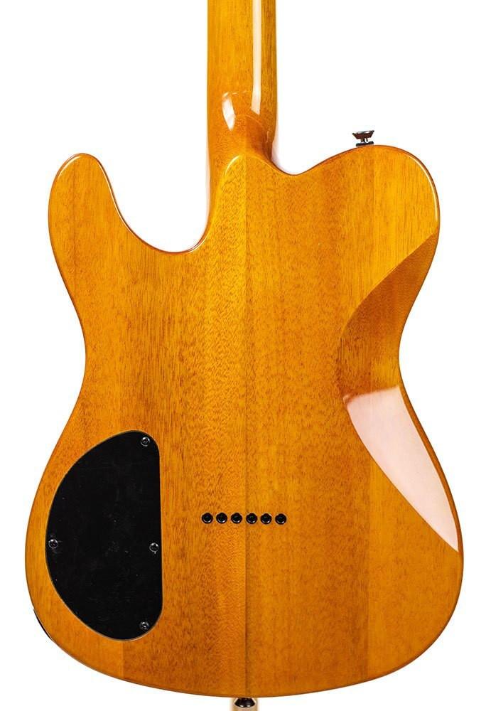 Fender B-Stock Fender Special Edition Custom Telecaster HH - Amber 1026