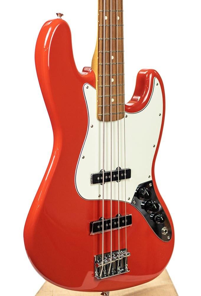 Fender B-Stock Fender Player Jazz Bass - Sonic Red 8512