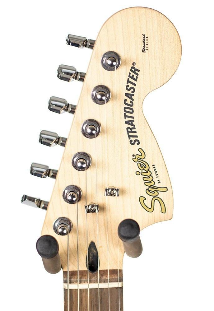 Fender B-Stock Fender Squier Standard Stratocaster FMT, Amber Sunburst 3290
