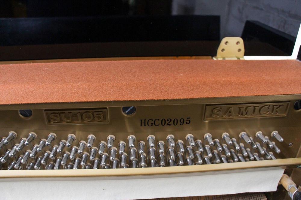 Samick Samick SU105 Euro Console PE w/ bench