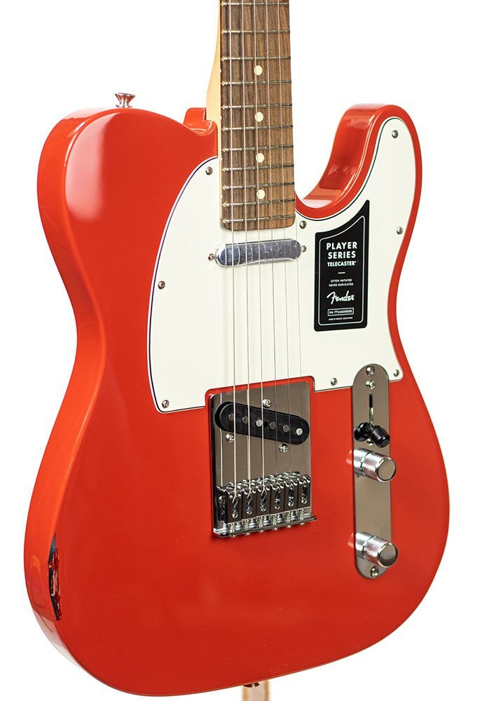 Fender B-Stock Fender Player Telecaster, Pau Ferro Fingerboard - Sonic Red 8557