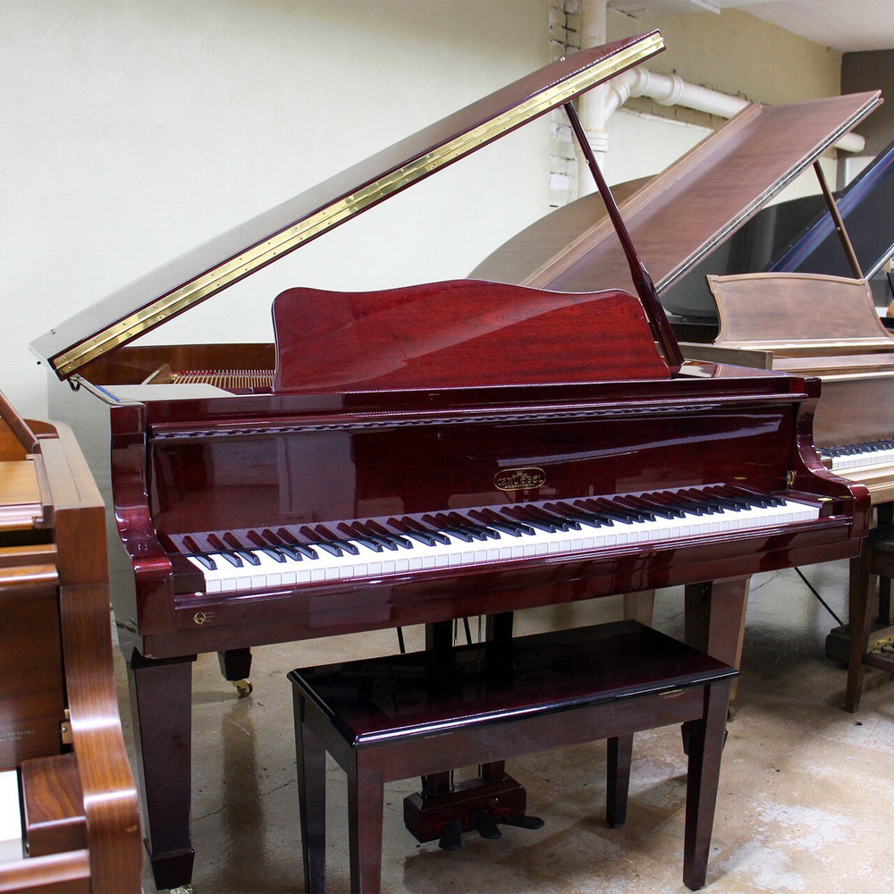 Carl Ebel Carl Ebel Baby Grand Piano or 54