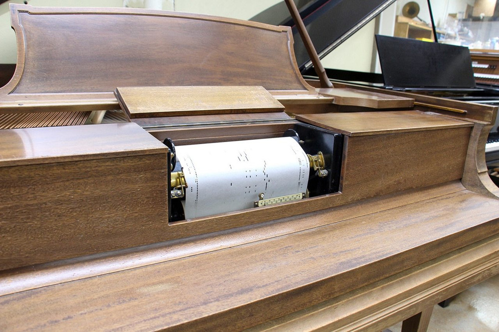 Steinway 1922 or Steinway and Sons Model A or 61 or Dual Art Grand or Player Piano