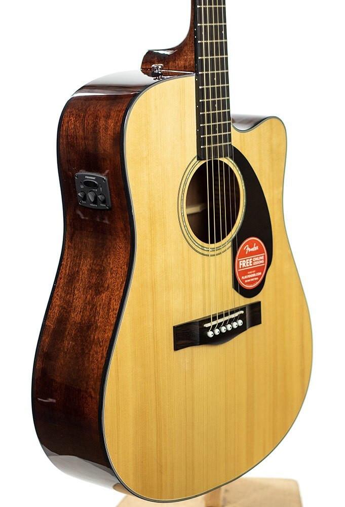 Fender B-Stock Fender Acoustic CD-60SCE Natural