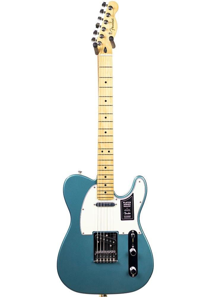 Fender B-Stock Fender Player Telecaster, Maple Fingerboard, Tidepool