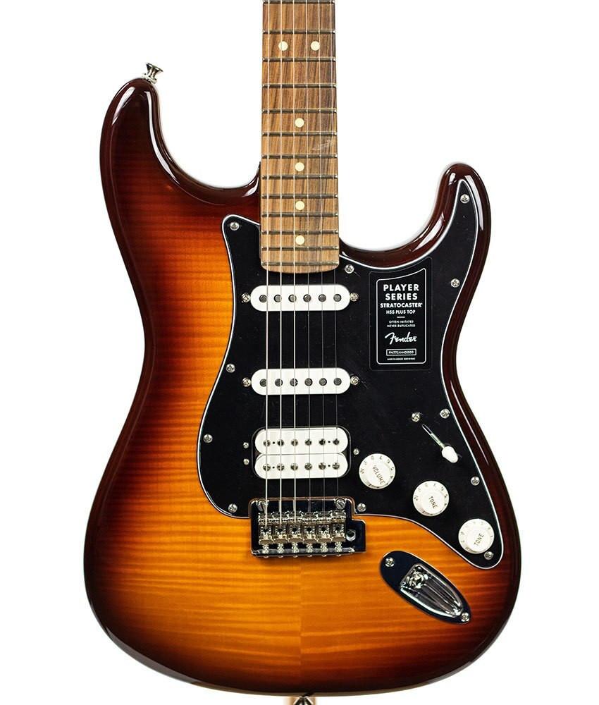 Fender B-Stock Fender Player Stratocaster HSS Plus Top - Tobacco Sunburst 2709