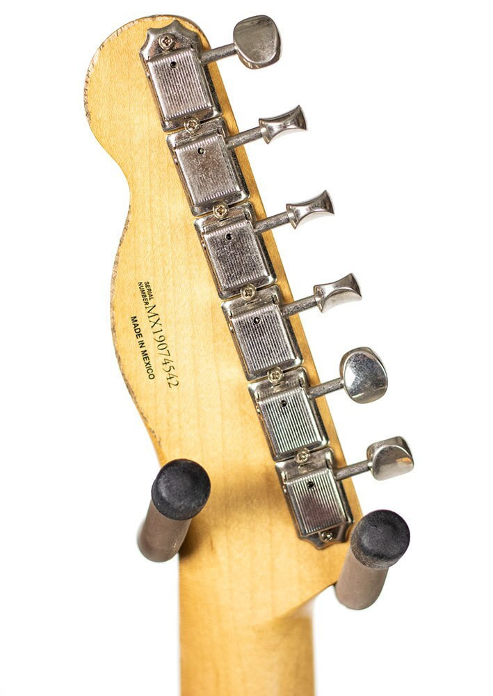 Fender B-Stock Fender Road Worn 50s Telecaster, Maple Fingerboard, Blonde