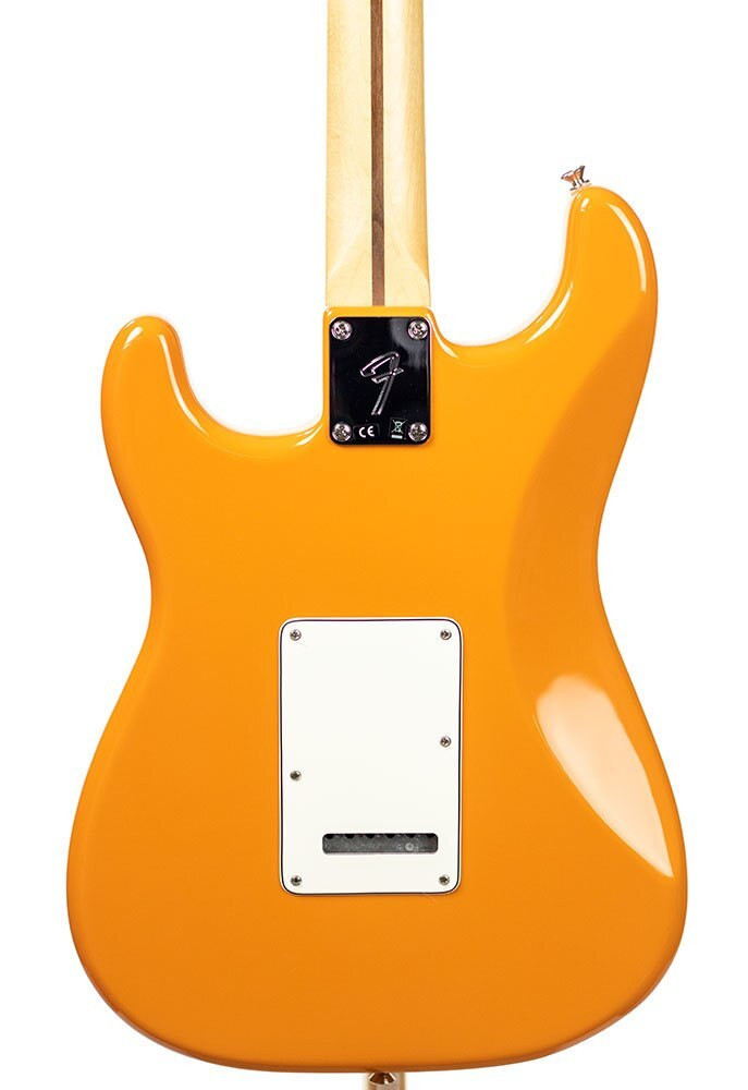 Fender B-Stock Fender Player Stratocaster, Maple Fingerboard, Capri Orange