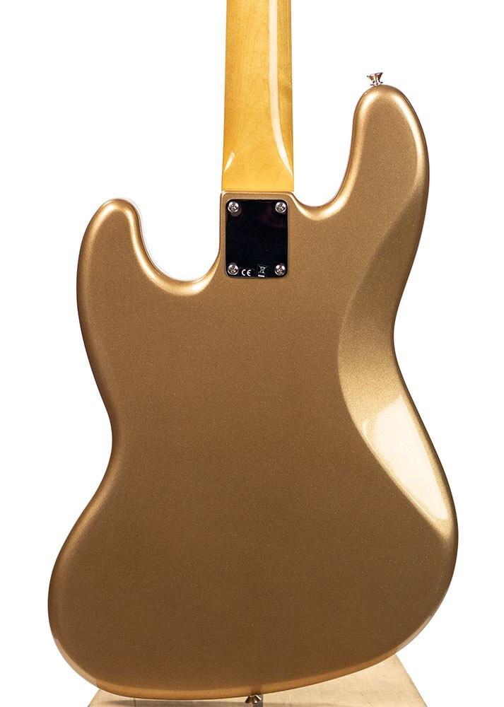 Fender B-Stock Fender Vintera 60s Jazz Bass - Firemist Gold 4745