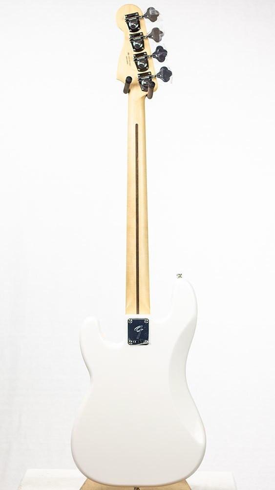 Fender B-Stock Fender Player Precision Bass - Polar White 3067