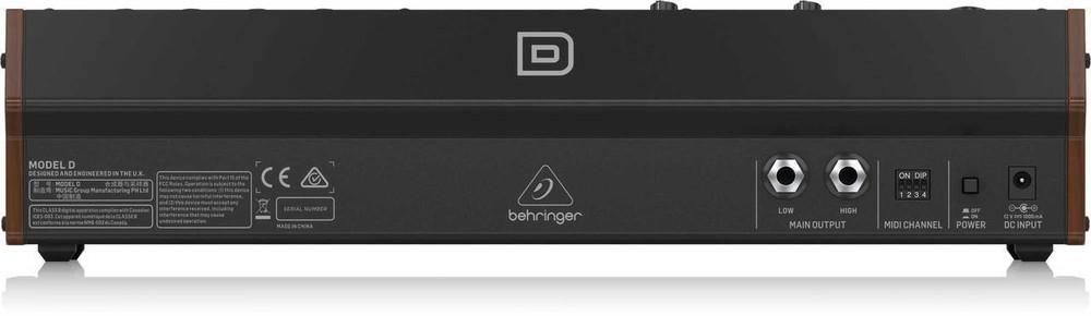 Behringer Behringer Model D Analog Synthesizer DEMO MINT 74CQJ