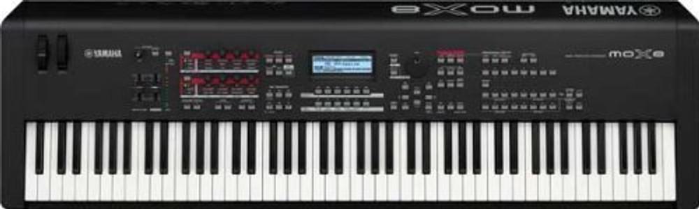 Yamaha Yamaha MOXF8 88-Key Synthesizer Workstation