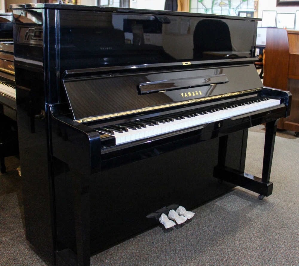 Yamaha Refurbished Yamaha U1 48 Professional Studio Piano