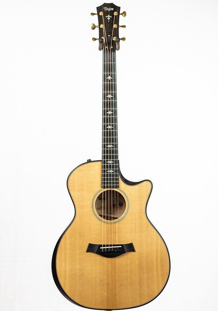 Taylor Guitars Factory Used Taylor 614ce Builders Edition - Natural 9108