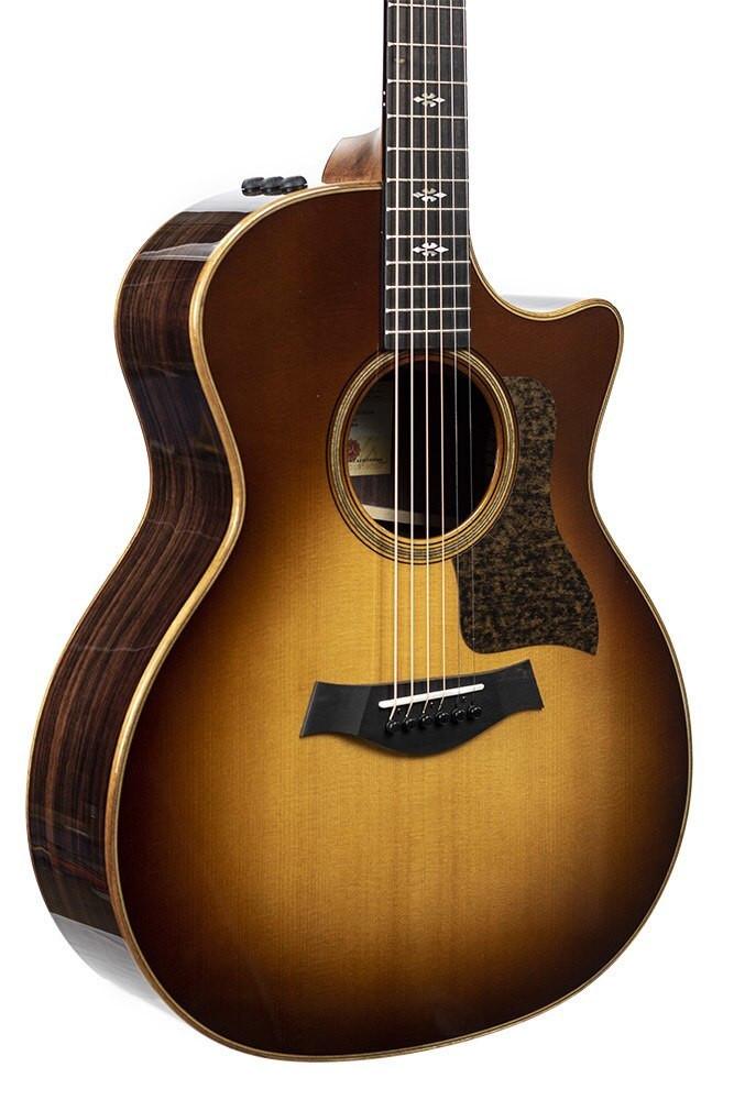 Taylor Guitars Factory Used Taylor 714ce V-class Grand Auditorium- Western Sunburst 9029
