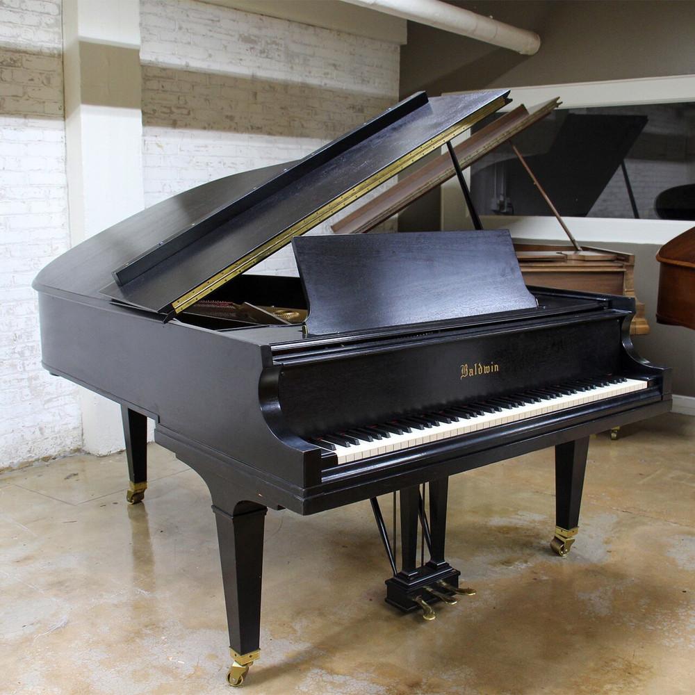 Baldwin Baldwin L Conservatory Grand Piano or Satin Ebony