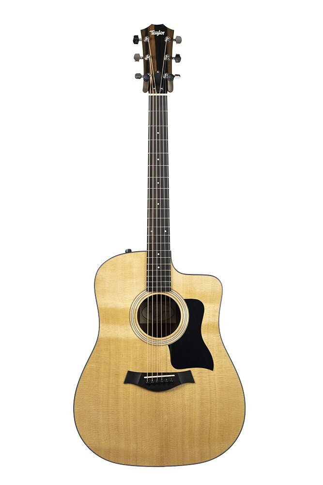 Taylor Guitars Factory Used Taylor 110ce Dreadnought Acoustic-Electric - Natural 9024