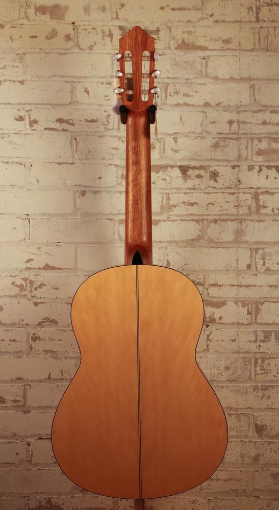Yamaha Guitars Demo - Yamaha CG172SF Nylon String Flamenco Guitar Satin Natural