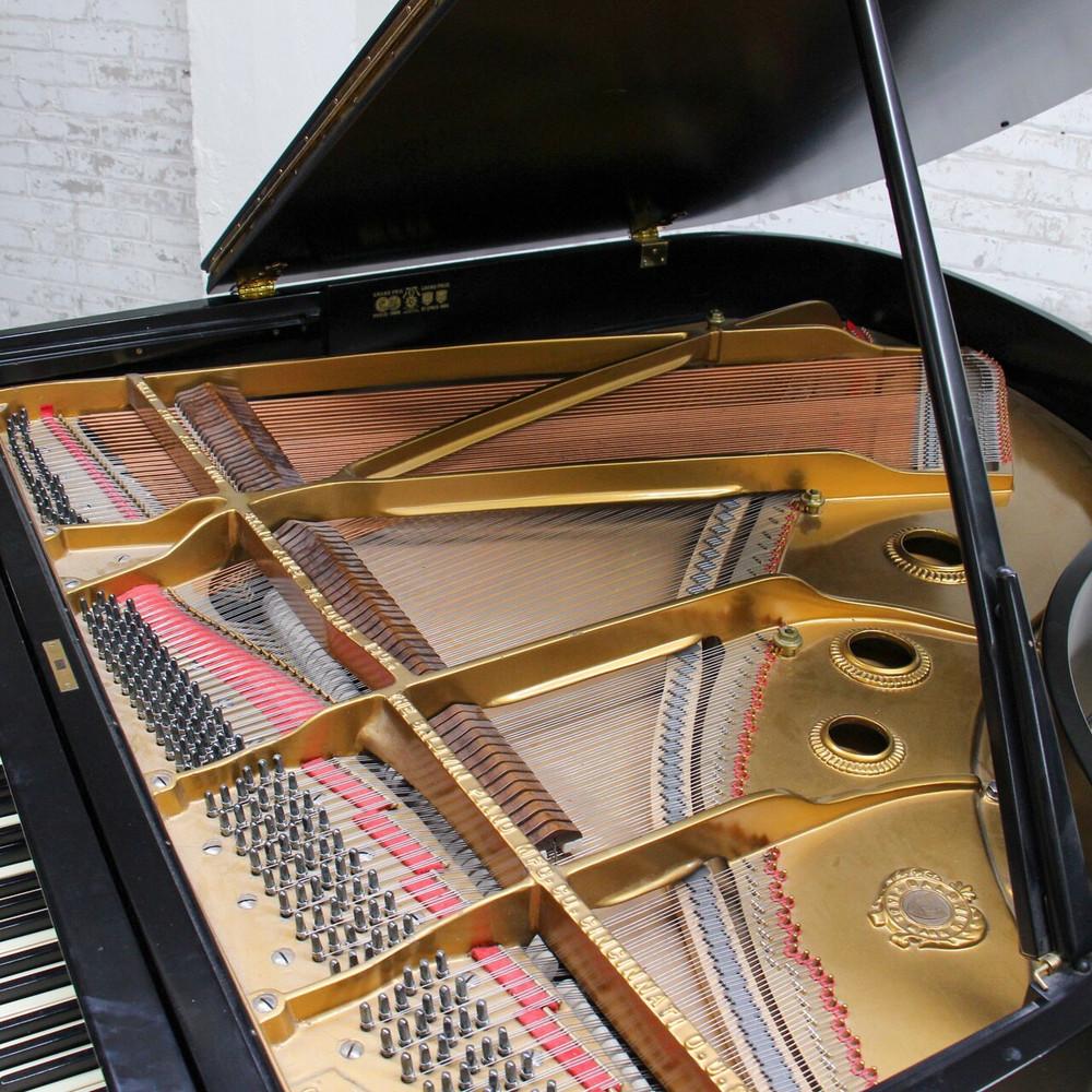 Baldwin Baldwin L Grand Piano or Satin Ebony or Early 1900s