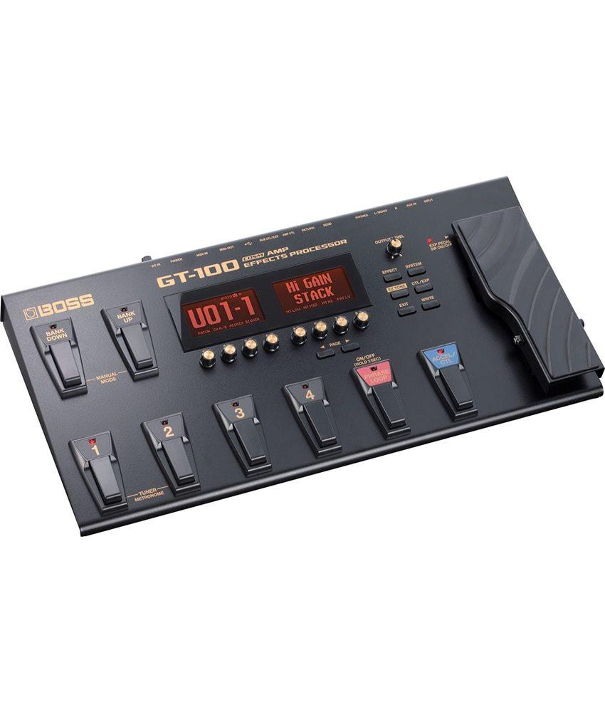 Boss Boss GT-100 Guitar Multi Effects Processor