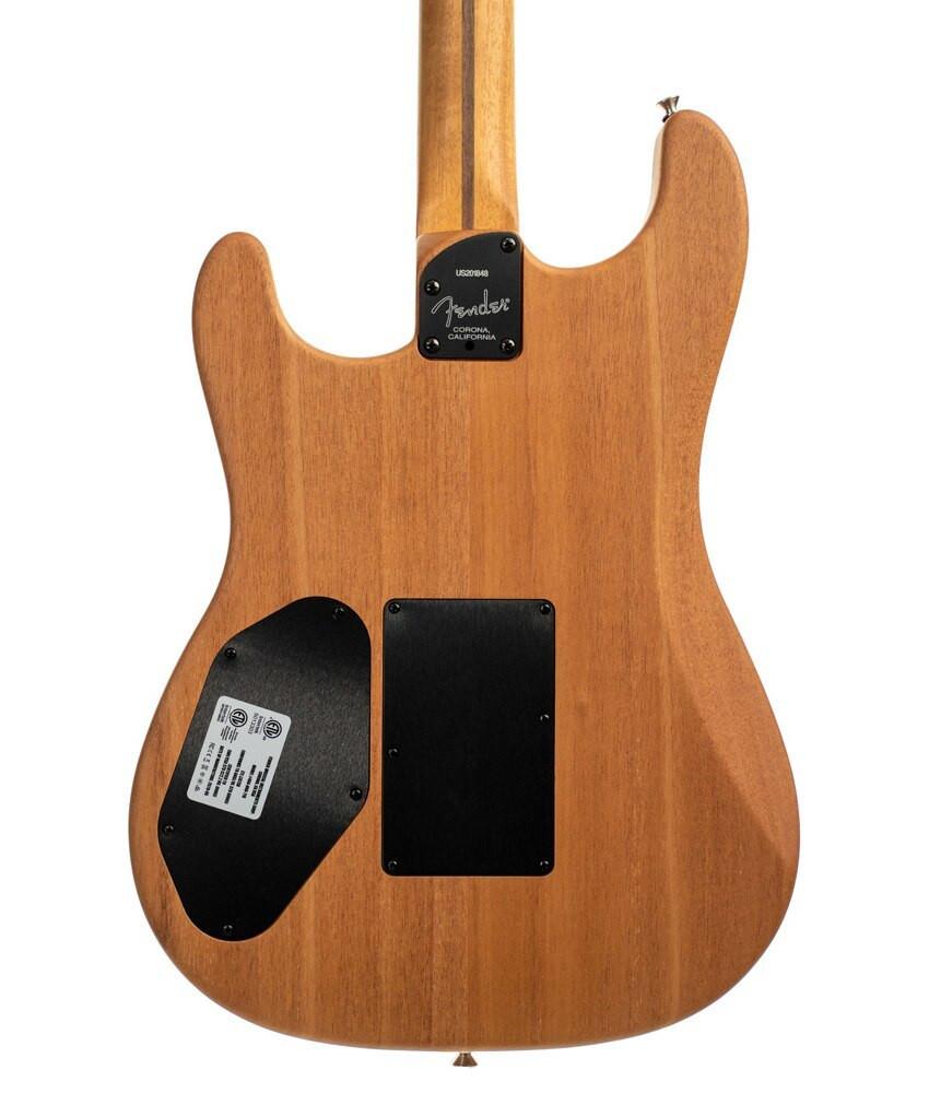 Fender Fender American Acoustasonic Strat, Ebony Fingerboard - Natural