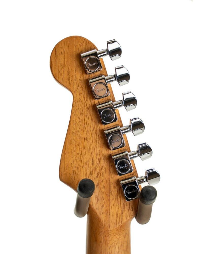 Fender Fender American Acoustasonic Strat, Ebony Fingerboard - 3-Color Sunburst