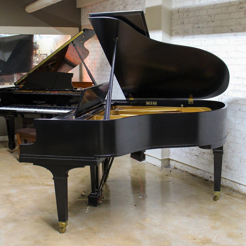 Baldwin Baldwin L Conservatory Grand Piano or 63 or Satin Ebony