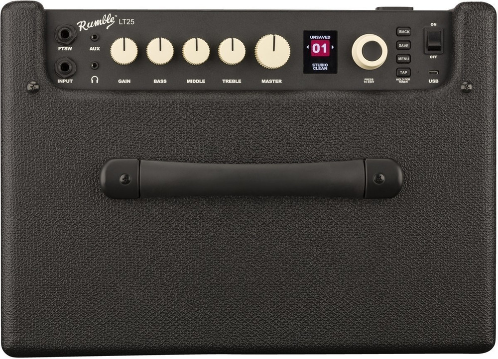 Fender B-Stock Fender Rumble LT25 Bass Amplifier, 120V 2219
