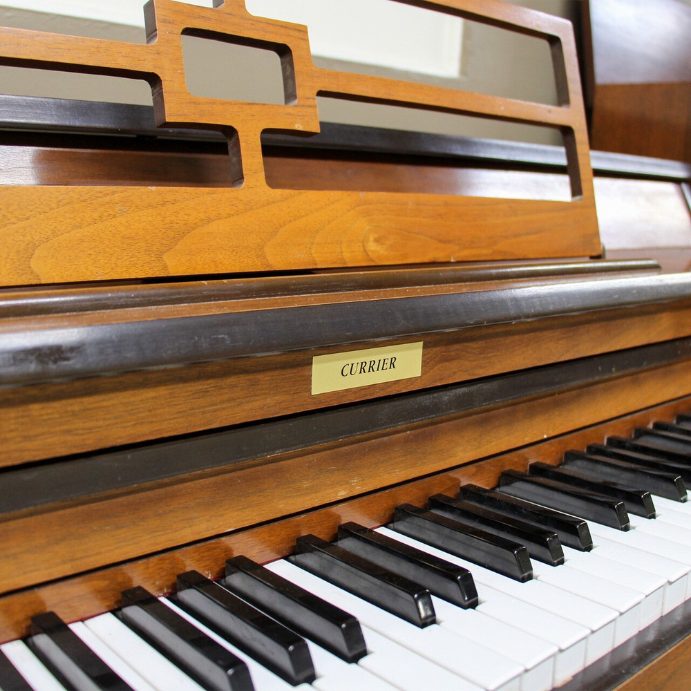 Currier Spinet Piano