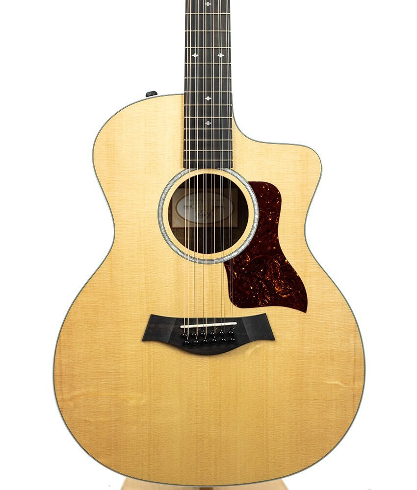 Taylor Guitars Factory Used Taylor Prototype 254ce DLX 12-string - Figured Ovangkol