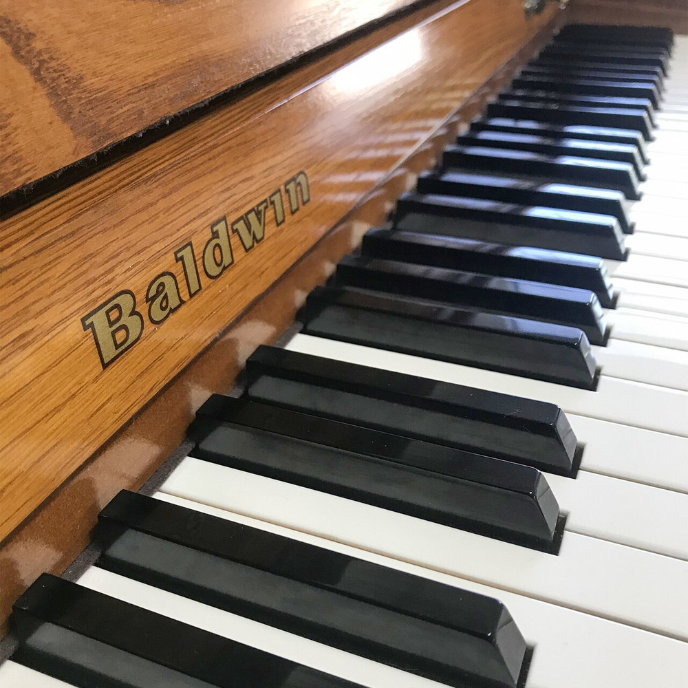 Baldwin Baldwin 665 Oak Console Piano